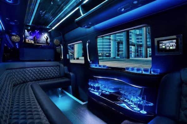 party bus Miami Airport